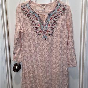 Sundance Brocade Dress